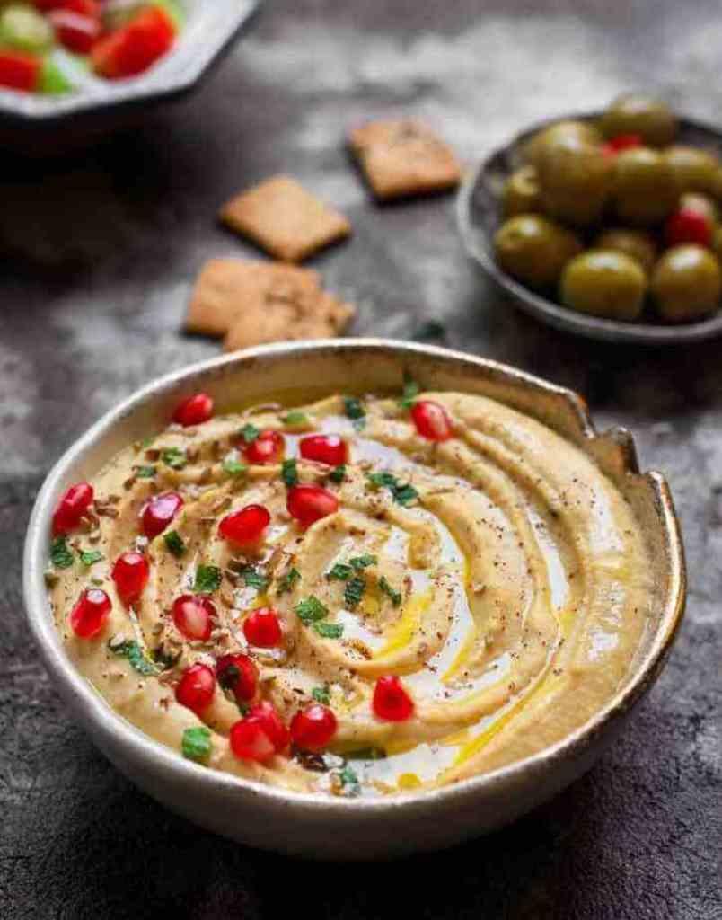 Classic Hummus | How to make classic hummus