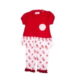 2pc Girls Set(Top And Trouser