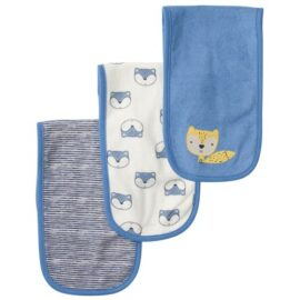 3 Pack Baby Burp Cloth