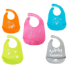Baby Silicone Toddler Bibs