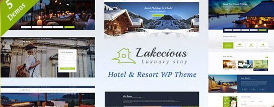 Resort Themes for WooCommerce