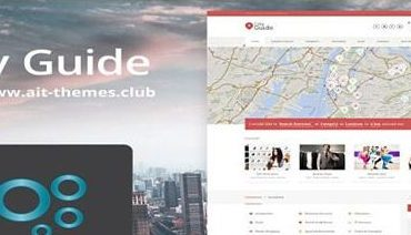 City Guide Premium Theme for WooCommerce