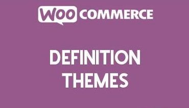 Definition Themes for WooCommerce