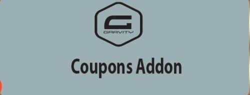 Gravity Forms Coupons Addon plugin
