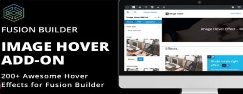 Image Hover Add on plugin