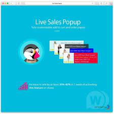 Live Sales Popup Module – Product Sold Notification V2.4.4