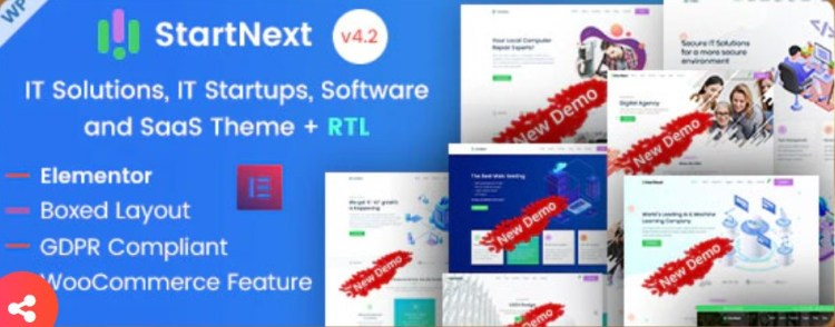 StartNext IT Startups and Digital Services Theme