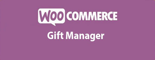 WooCommerce Gift Manager plugin