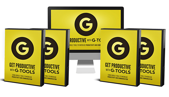 Get Productive With G Tools Upgrade Package