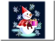 雪だるま プレゼント
