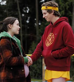 Ellen Page and Michael Cera