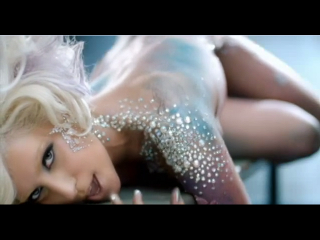 Lady Gaga in Love Game