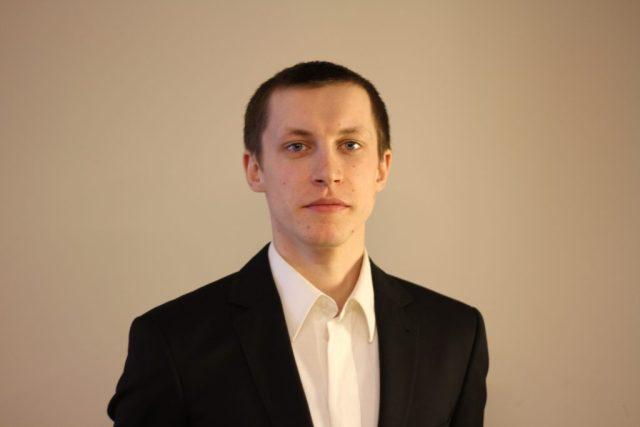 Poetas ir vertėjas Tomas Taškauskas