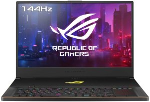 "ordenador para diseño gráfico 2021. ASUS ROG Zephyrus S17 GX701LWS-EV029T - Ordenador portátil Gaming 17.3"" FullHD (Intel Core i7-10750H, 32GB RAM, 1TB SSD, NVIDIA RTX2070-8GB Super, Windows 10 Home) Negro - Teclado QWERTY español"
