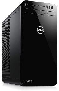 ordenador para diseño gráfico 2021. DELL XPS 8930 3,2 GHz 8ª generación de procesadores Intel® Core™ i7 i7-8700 Negro Torre PC - Ordenador de sobremesa