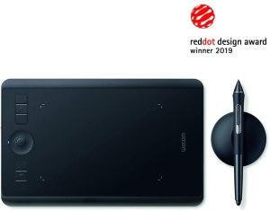 Elegir una Tableta gráfica para diseño gráfico. WACOM Intuos Pro S Tableta gráfica