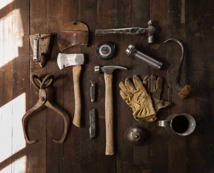 Qu'avez-vous dans votre caisse à outils ?