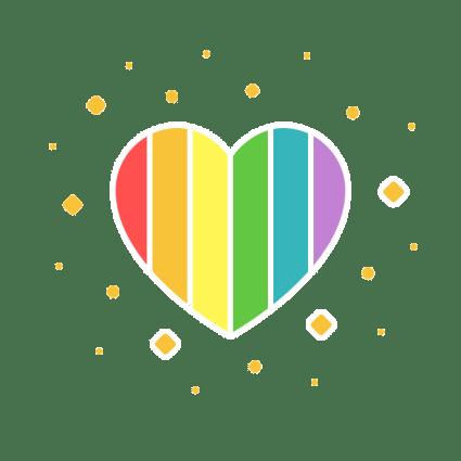 RainbowHeart-Transparent