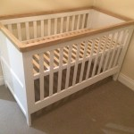 Mother Care Lulworth Classic baby cot