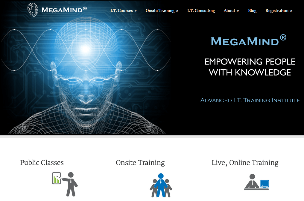 Megamind IT Training