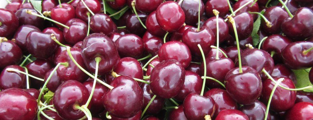 Cherries, anyone?