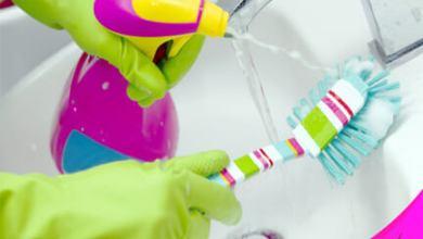 وصفات طبيعية سريعة المفعول لتنظيف المنزل