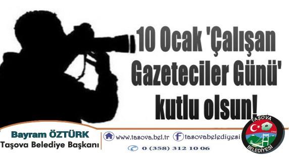gazeteciler günü 10 ocak