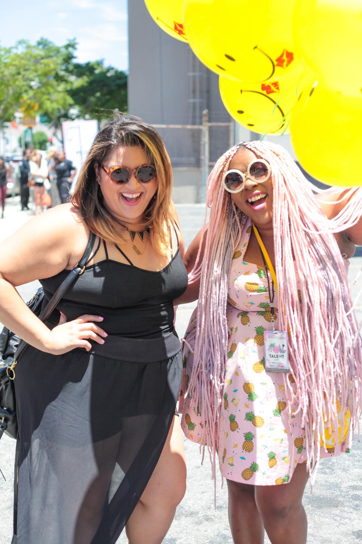 Amina and Marcy BeautyconLA