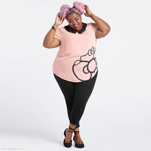 Amina Mucciolo Hello Kitty