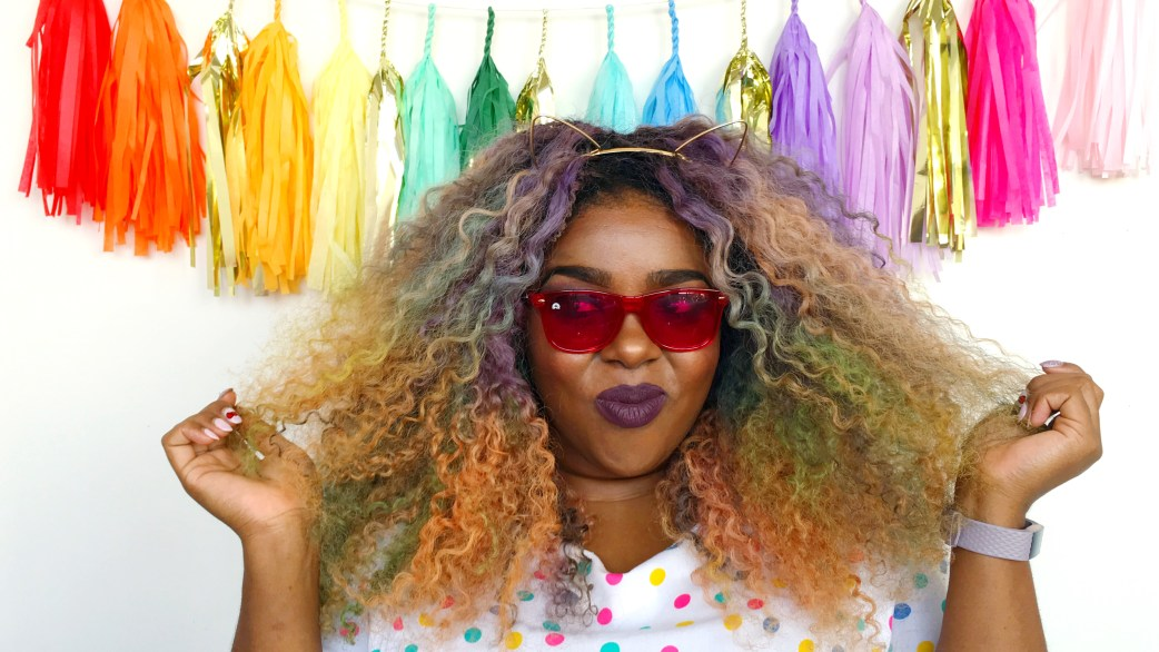 Amina Magenta Rainbow Optx