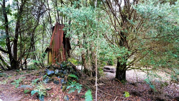 Hut Remains