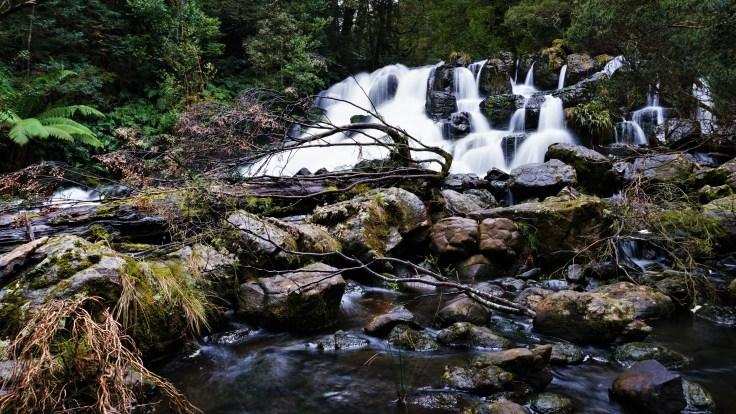 Wandle Falls 1