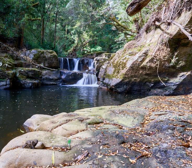 Flowerdale River Falls 2 1