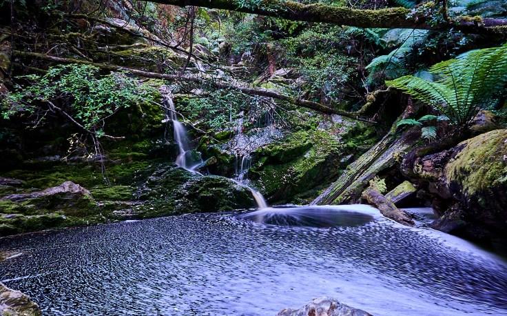 Hebe River Falls 1 1