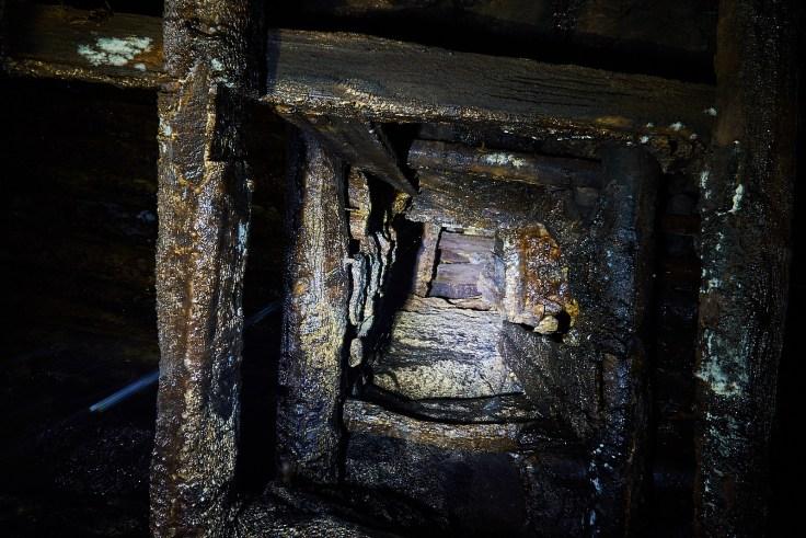 Mt Farrell Mine Shaft 1