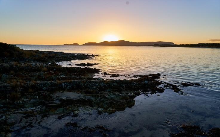 Sunrise Rocky Cape 2