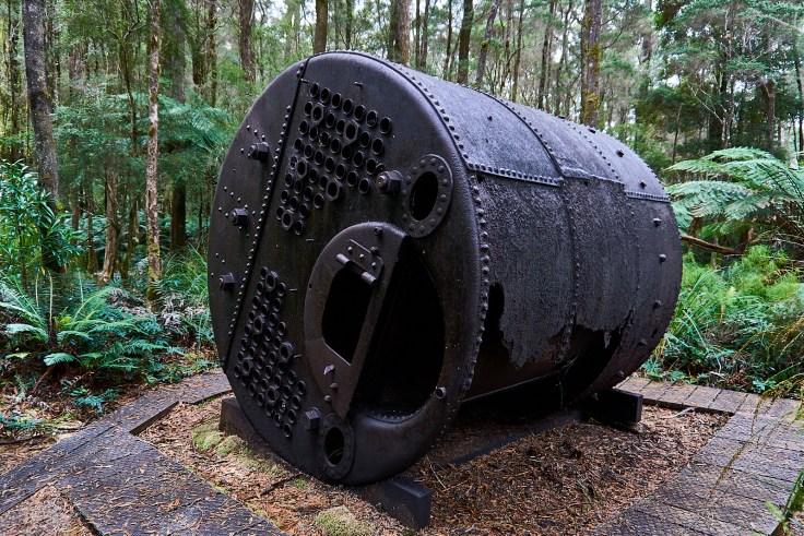 Pillinger East Boilers 1
