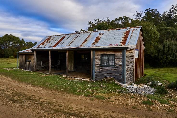 Clarks Huts 1