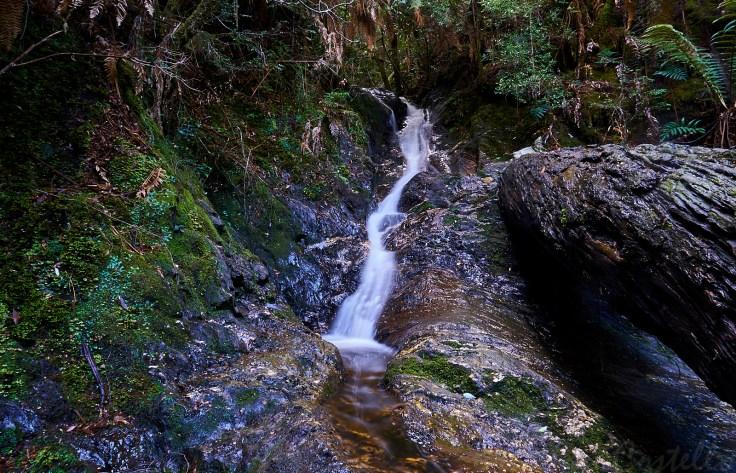Atlas Creek fall Second 1