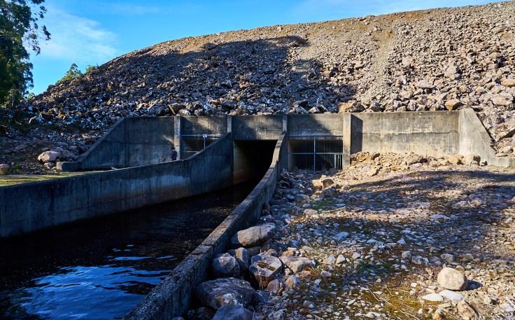 Wayatina Dam