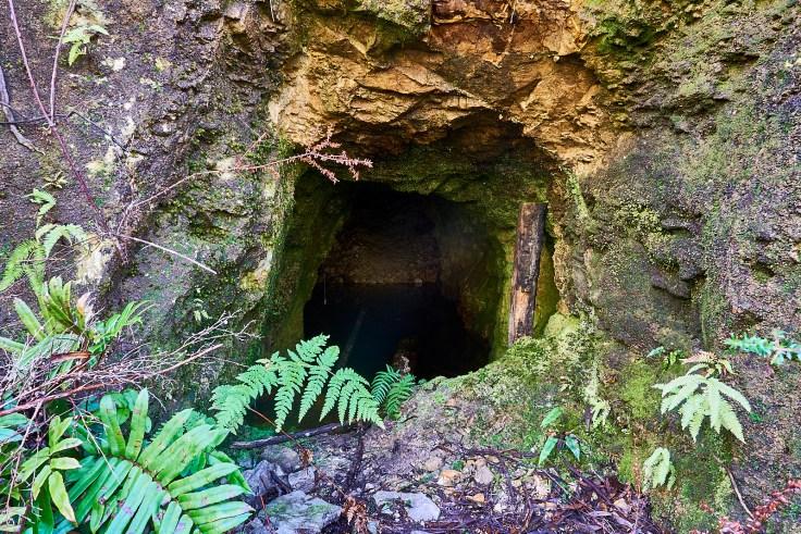 Allnations mine small adit 1