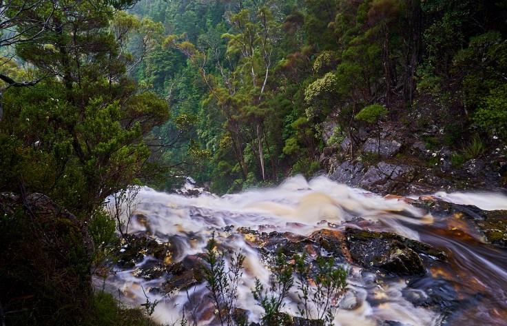 Langdon River Falls 1