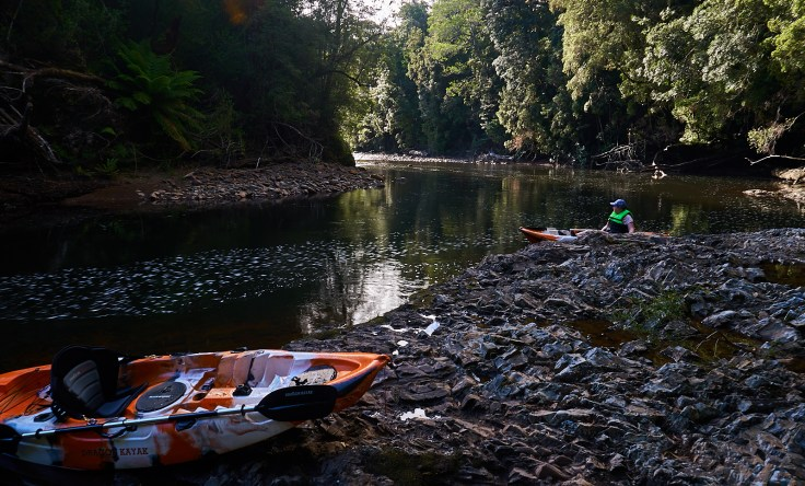 Arthur River Kayak 1