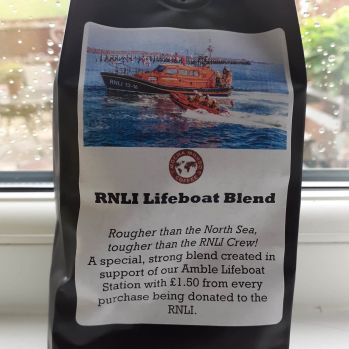 £1.50 from every bag is donated to the RNLI