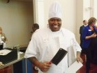 Clarence Martin of Taste and C is 2014 General Mills Chopped Champion