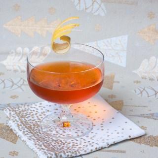 Montenegroni   Taste and Tipple
