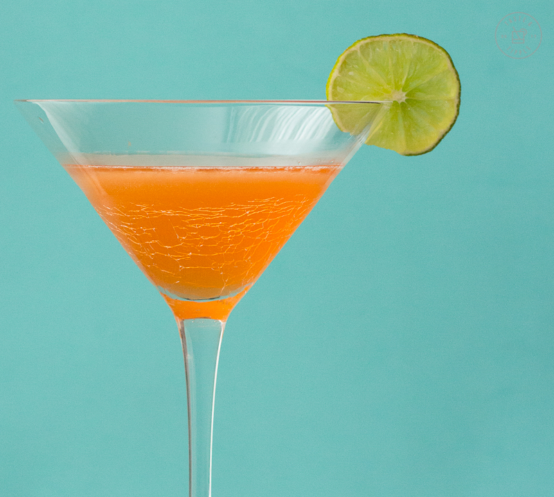 Naked and Famous Cocktail | Taste and Tipple
