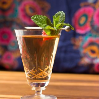 Marrakech Mule | Taste and Tipple