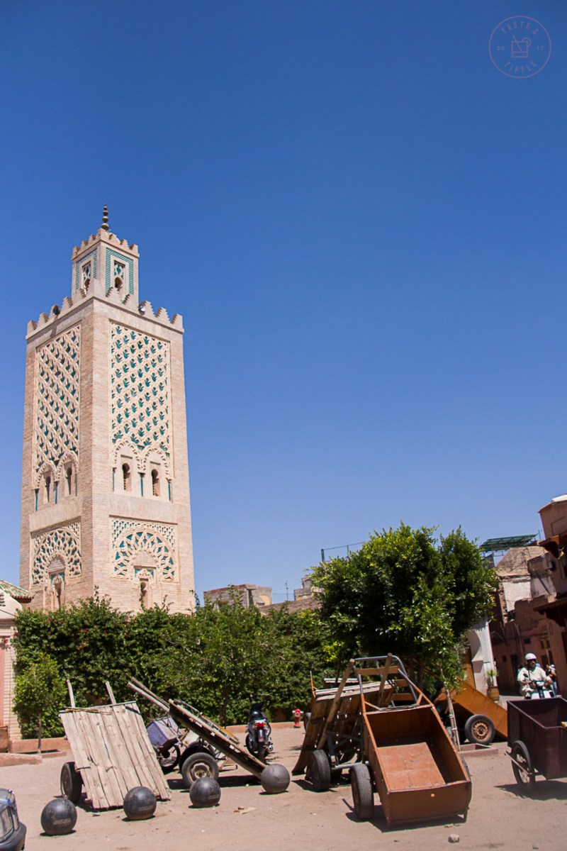 Marrakech Guide | Taste and Tipple