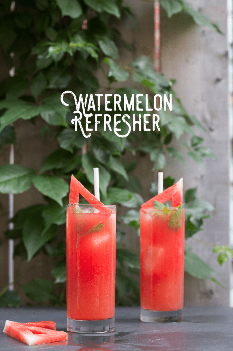 Watermelon Refresher | Taste and Tipple